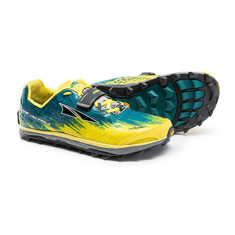 zapatilla trail altra king mt yellow 1