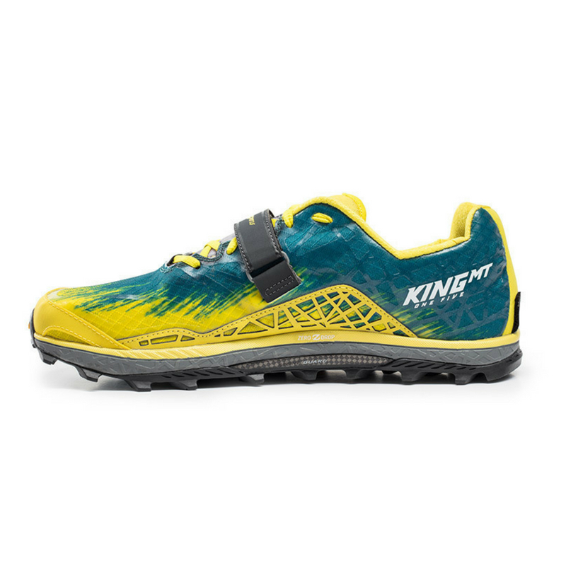 zapatilla trail altra king mt yellow 3