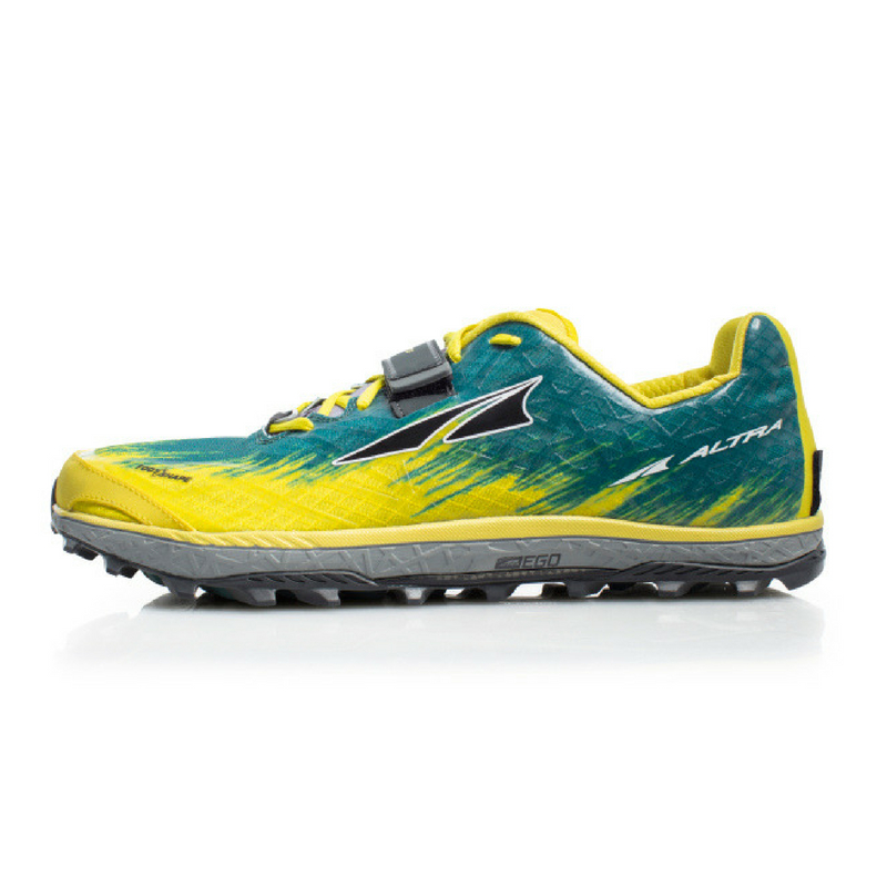 zapatilla trail altra king mt yellow 4