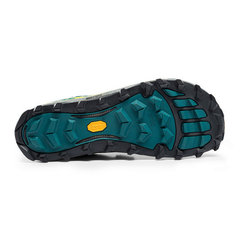 zapatilla trail altra king mt yellow 5