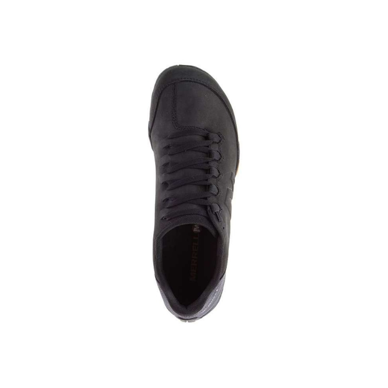 MERRELL CASUAL PARKWAY EMBOSS LACE BLACK 3
