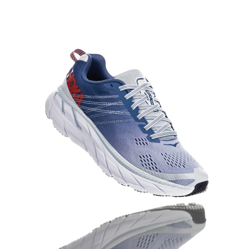 ZAPATILLA HOKA CLIFTON 5 W 1
